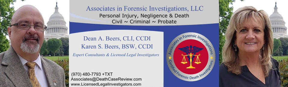 Associates in Forensic Investigations, LLC